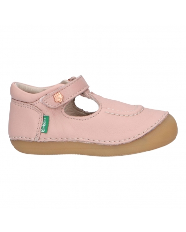 Zapatos KICKERS  de Niña 697980-10 SALOME 131 ROSE CLAIR