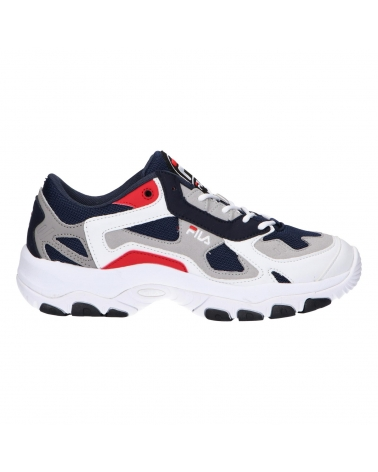 Zapatillas deporte FILA  de Hombre 1010728 98F SELECT LOW WHITE DRESS BLUE