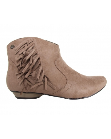 Botines de Mujer MTNG 54900 ANTE W12 TAUPE