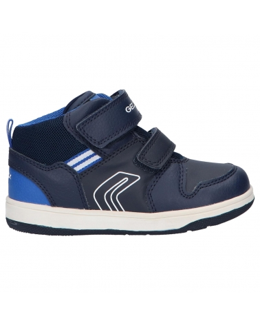 Zapatillas deporte GEOX  de Niño B941LB 0BUBC B NEW FLICK C4226 NAVY-ROYAL