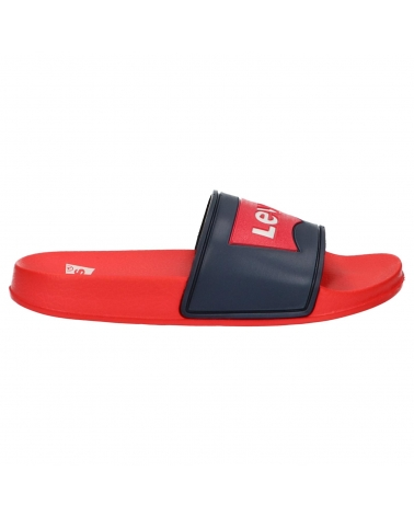 Girl and Boy Flip flops LEVIS VPOL0020S POOL 0290 NAVY RED