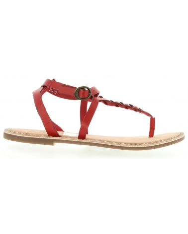 Women Sandals KICKERS 470530-50 DIABOLO 4 ROUGE