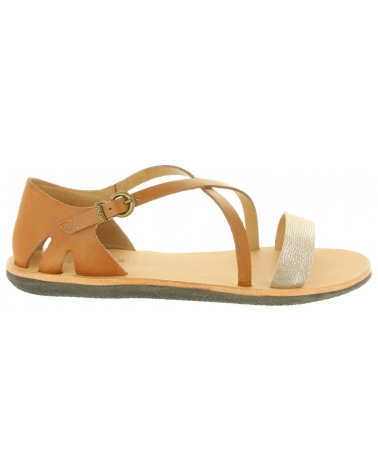 Women Sandals KICKERS 350015-50 SPARTAME 93 MARRON