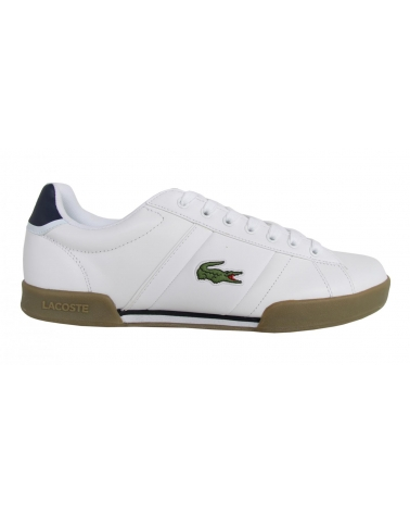 Men Sports shoes LACOSTE 29SPM0016 DESTON HCR 291 WHITE-TA