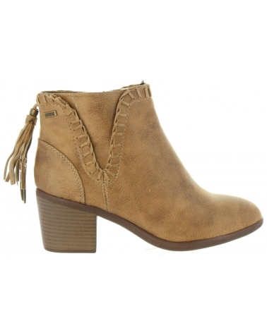 Botines MTNG  de Mujer 50123 C37910 TAUPE