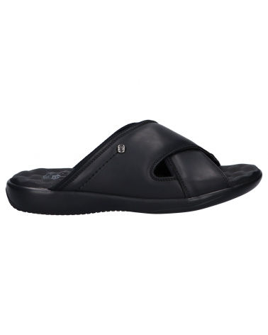 Chanclas PANAMA JACK  de Hombre MAGIC C28 NAPA GRASS NEGRO