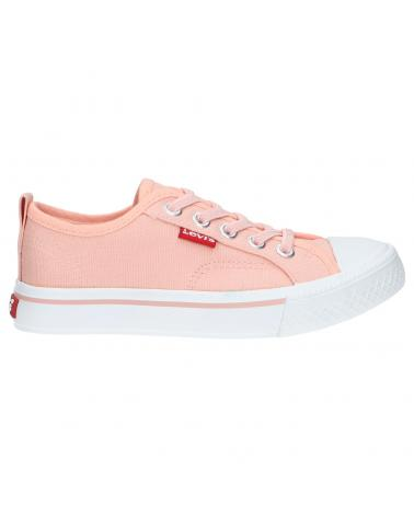 Girl and Boy Trainers LEVIS VORI0005T MAUI 0044 PINK