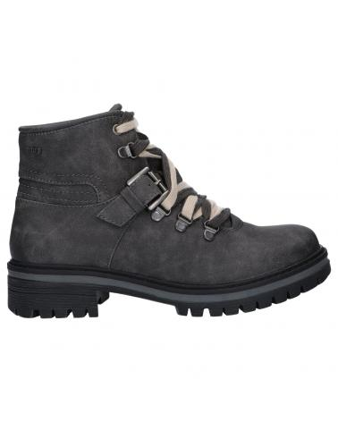 Women Mid boots MTNG 52832 C22011 TERRY GREY