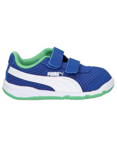 Girl and Boy Sports shoes PUMA 190704 STEPFLEEX 04 PINK