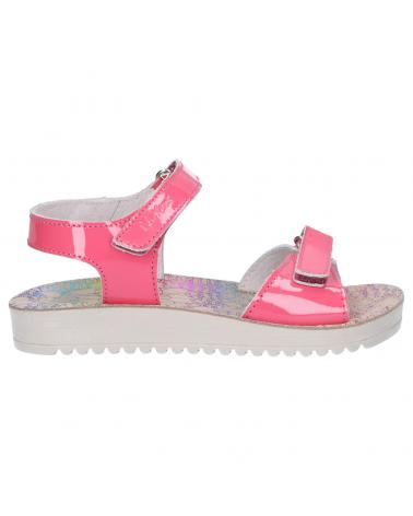 Girl Sandals KICKERS 858561-30 ODYSCRATCH 13 ROSE VERNIS