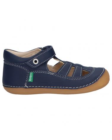 Chaussures pour Fille KICKERS 611084-10 SUSHY 102 MARINE