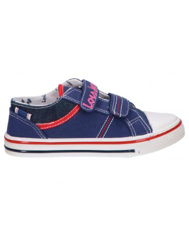Boy and Girl Trainers LOIS JEANS 60095 107 MARINO