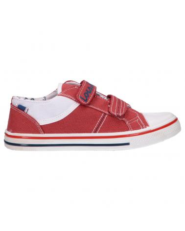 Boy and Girl Trainers LOIS JEANS 60095 130 ROJO