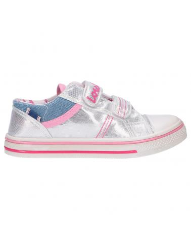 Girl Trainers LOIS JEANS 60095 300 PLATA