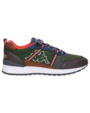 Chaussures de sport pour Homme KAPPA 311CEMW LOGO LINO S31 GREEN-NAVY