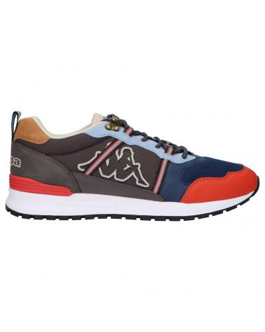 Chaussures de sport pour Homme KAPPA 311CEMW LOGO LINO S32 GREY-NAVY