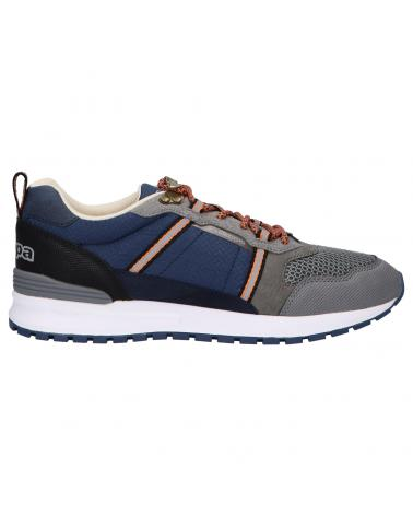 Chaussures de sport pour Homme KAPPA 371463W LOGO LINO 2 S04 NAVY-GREY-BROWN