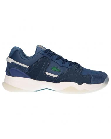 Men Sports shoes LACOSTE 41SMA0101 T-POINT ND1 NVY-DK BLU