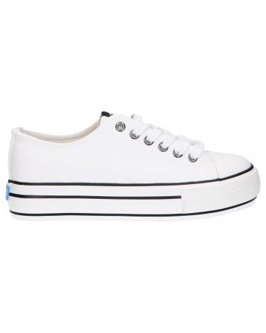 Women Trainers MTNG 69423 C19667 ACTION PU BLANCO