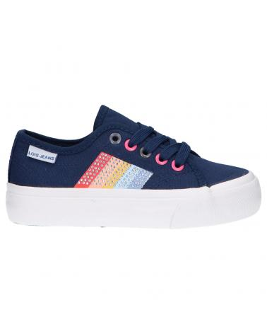 Women and Girl Trainers LOIS JEANS 60154 107 MARINO