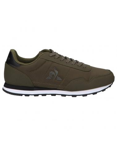 Men Sports shoes LE COQ SPORTIF 2120193 ASTRA OLIVE NIGHT
