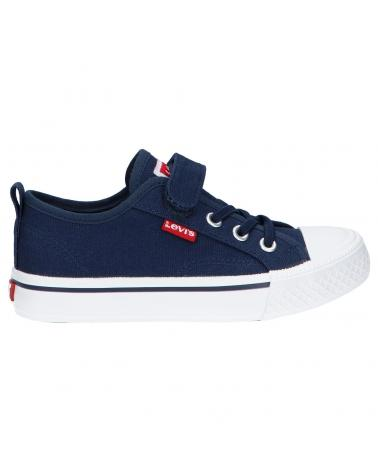 Boy and Girl Trainers LEVIS VORI0005T MAUI 0040 NAVY