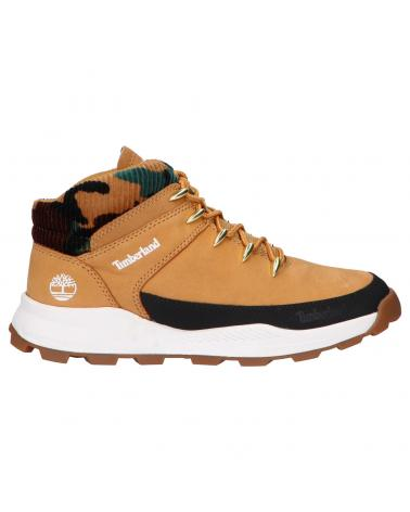 Women and Girl and Boy Sports shoes TIMBERLAND A2GWQ BROOKLYN EURO SPRINT 231 WHEAT