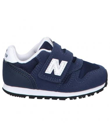 Boy and Girl Sports shoes NEW BALANCE IZ373KN2 PIGMENT