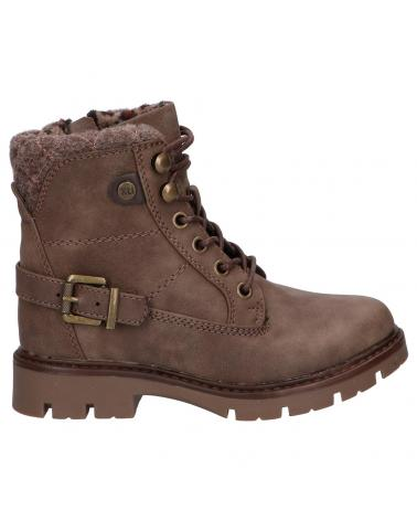Women and Girl Mid boots XTI 57810 C TAUPE