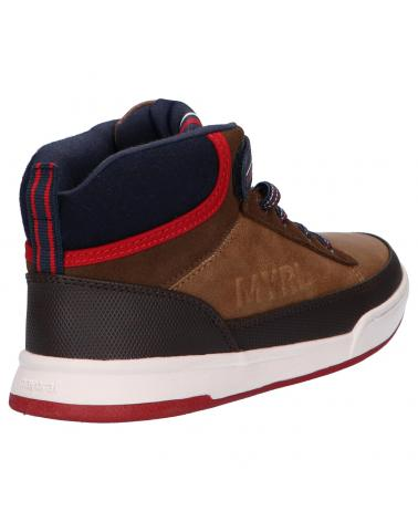 Boy Mid boots MAYORAL 46271 014 ROBLE