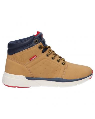 Women and Girl and Boy Sports shoes LEVIS VORE0083S PEAK 0138 CAMEL