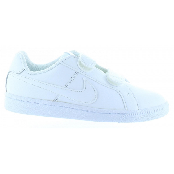 86ce6e7feb144 sport-chaussures-Fille-NIKE-833536 COURT ROYALE PSV-102 Tailles 28