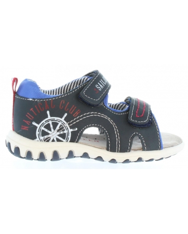 Sandalias de Niño New Teen 315662-B1080 NAVY-C BLUE