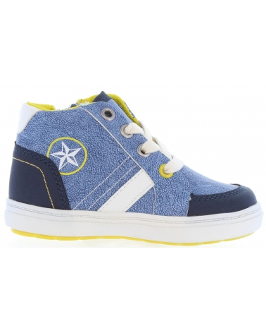Zapatos de Niño New Teen 319492-B1080 NAVY-BLUE