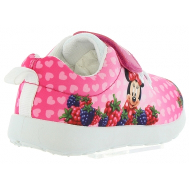 87f9cad65d13a sport-chaussures-Fille-Minnie-S17302G-131 FUXIA Tailles 29