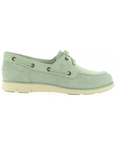 Nauticos de Mujer TIMBERLAND A1GDF LAKEVILLE SILT GREEN