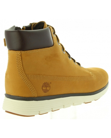 Boy and Girl and Women Mid boots TIMBERLAND A19JH WHEAT