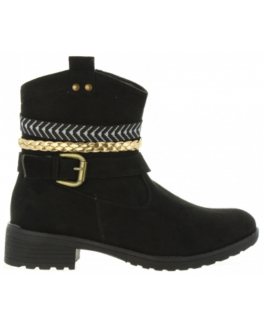 Botas de Mujer Top Way B753503-B6600 BLACK