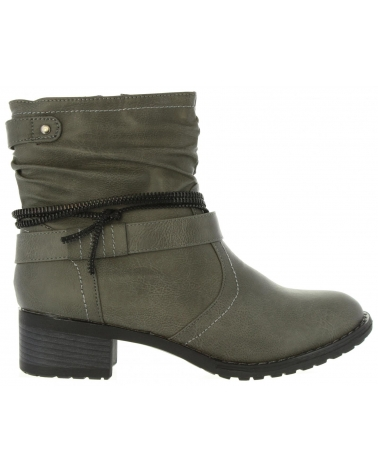Botas de Mujer Top Way B089150-B6600 GREY