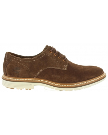 Zapatos de Hombre TIMBERLAND A17FQ NAPLES TRAIL DARK BROWN