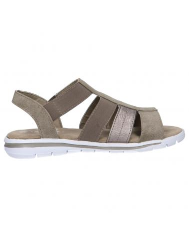 Women Sandals Sprox 391796-B7630 TAUPE