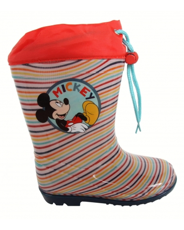 Boy Wellington boots Mickey...