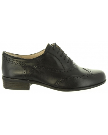 Zapatos de Mujer CLARKS 20352589 HAMBLE BLACK LEATHER