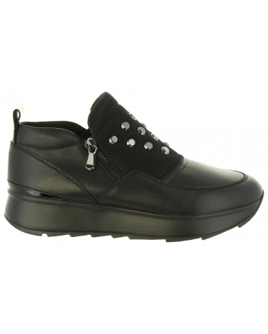 Zapatos de Mujer GEOX D745TA 08554 D GENDRY C9999 BLACK