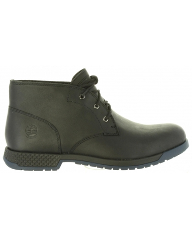 Botines de Hombre TIMBERLAND A1TJO CITY BLACK FULL-GRAIN