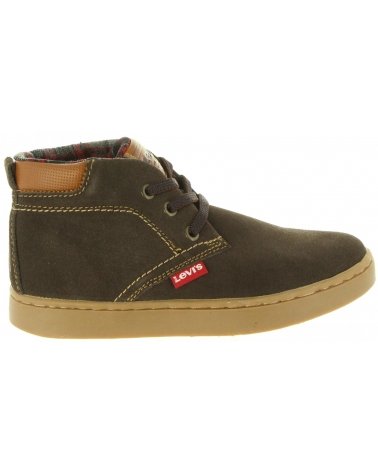 Botines de Niño y Niña LEVIS VCAM0001L CAMBRIDGE 0018 DK BROWN