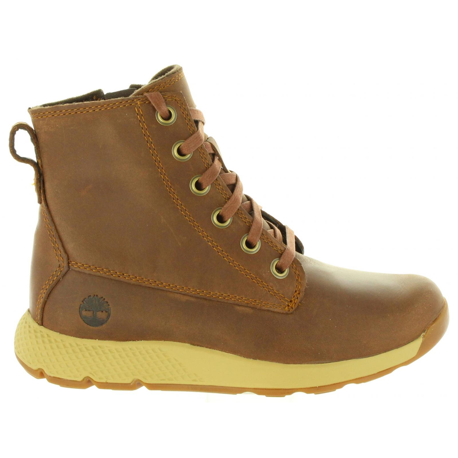 boots for girl TIMBERLAND A1TNE METROROAM MEDIUM BROWN Size 31