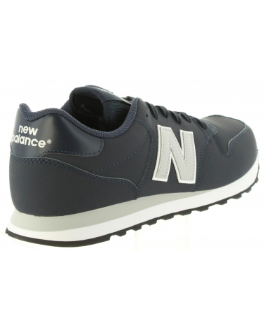 vela Sin aliento Pedir prestado  Sports-shoes-man-NEW BALANCE-GM500BLG-MARINO-GRIS Size 42