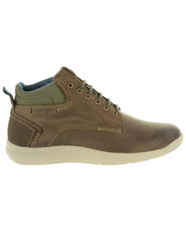 Botines de Hombre WRANGLER WM182150 MOOSE DARK BROWN