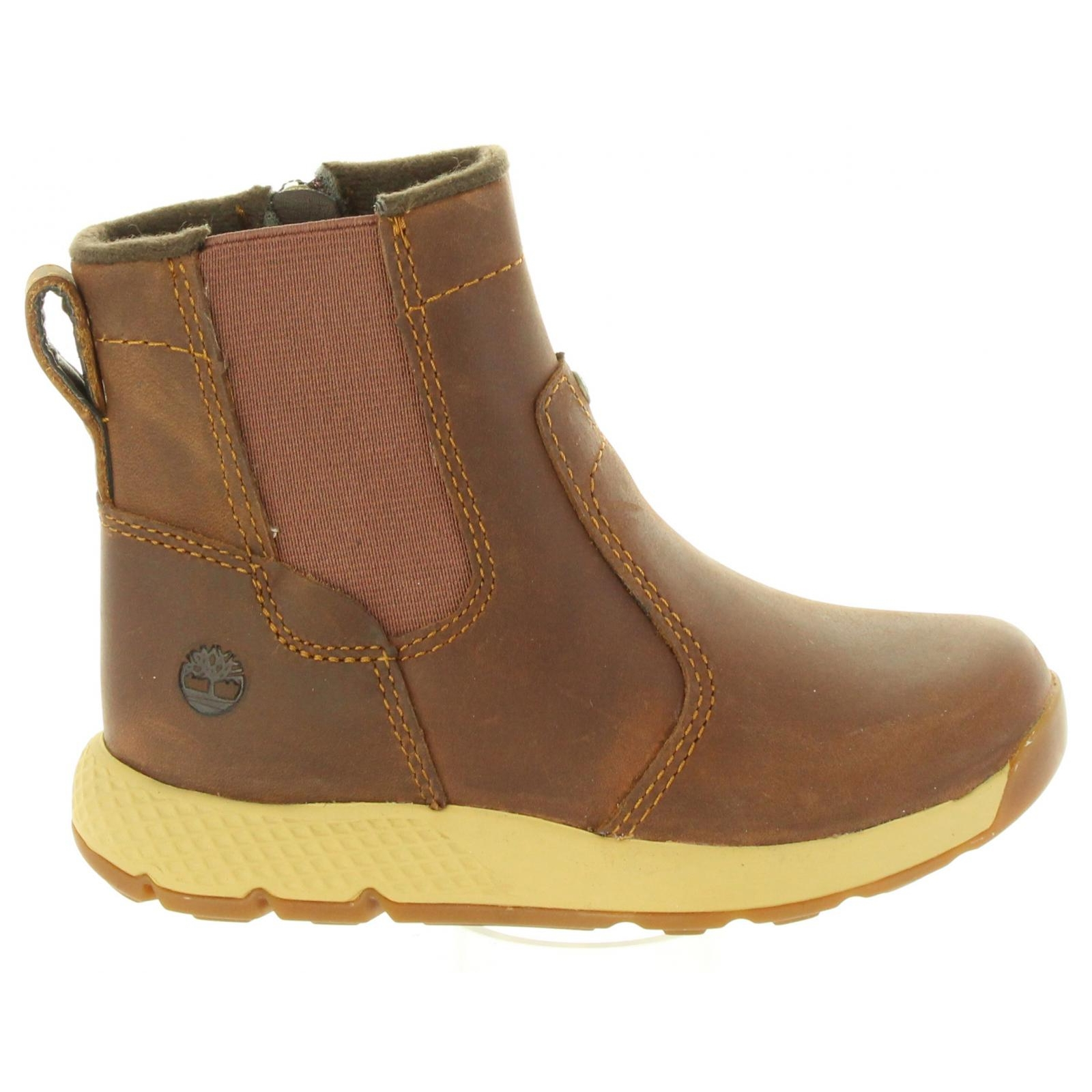 boots for girl TIMBERLAND A1VVF METROROAM MEDIUM BROWN Size 22